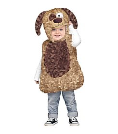 Cuddly Puppy Toddler Costume