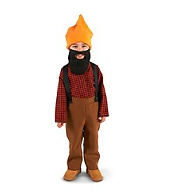 Bearded Baby Lumberjack Toddler Costume