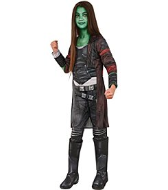 Marvel® Guardians of the Galaxy Vol. 2 Gamora Deluxe Child Costume