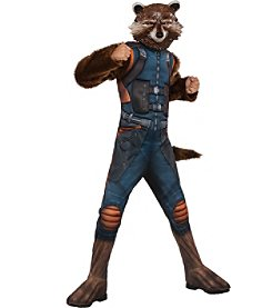 Marvel® Guardians of the Galaxy Vol. 2 Rocket Deluxe Child Costume