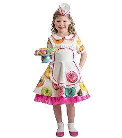 Donut Waitress Toddler Costume