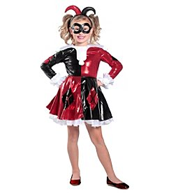 DC Comics® Harley Quinn Premium Child Dress