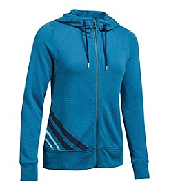 Under Armour® French Terry Front Zip Hoodie