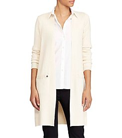Lauren Ralph Lauren® Elongated Cardigan