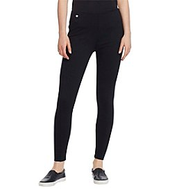 Lauren Ralph Lauren® Seamed Ponte Leggings