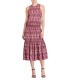 Lauren Ralph Lauren® Crepe Dress