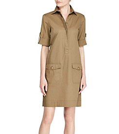 Lauren Ralph Lauren® Utility Shift Dress