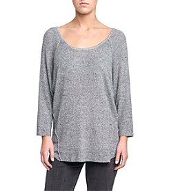 Silver Jeans Co. Starr Dolman Crossback Sweater