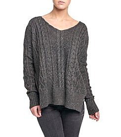 Silver Jeans Co. Shelley Cable Sweater