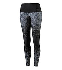 PUMA® Training Abstract Pattern Tight Leggings