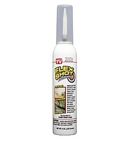 As Seen on TV Flex Shot Thick Rubber Adhesive Sealant