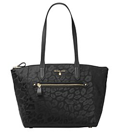 MICHAEL Michael Kors® Nylon Kelsey Medium Top Zip Tote