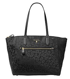 MICHAEL Michael Kors® Nylon Kelsey Large Top Zip Tote