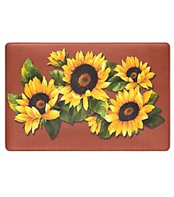 Achim Black Eyed Susan Anti-Fatigue Mat