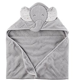 Carter's Baby Elephant Hooded Towel