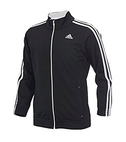 adidas® Girls' 8-16 Warm Up Tricot Jacket
