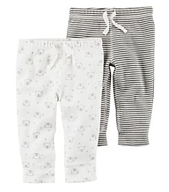 Carter's® Baby 2 Pack Pants Set