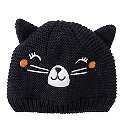 Carter's® Baby Girls' Cat Face Knit Hat