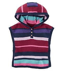 Carter's® Baby Girls' Striped Poncho