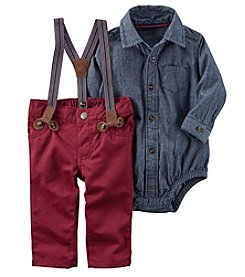Carter's® Baby Boys' 3 Piece Dress Me Up Set