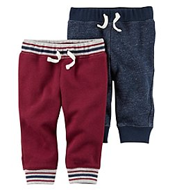 Carter's® Baby Boys' 2 Pack Pants