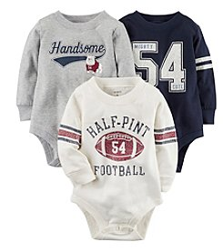 Carter's® Baby Boys' Long Sleeve Bodysuit Set