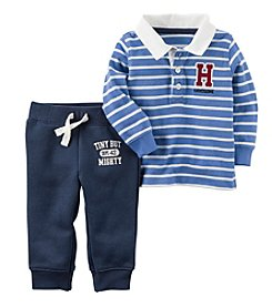 Carter's® Baby Boys' Tiny But Mighty Jogger Set