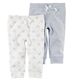 Carter's® Baby Boys 2 Pack Pants Set