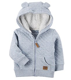 Carter's Baby Boys' 3M-24M Hooded Quilted Jacket