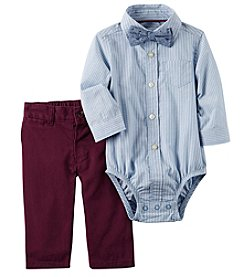 Carter's Baby Boys' 3 Piece Striped Dress Me Up Set
