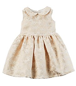 Carter's® Baby Girls' Jacquard Floral Woven Dress