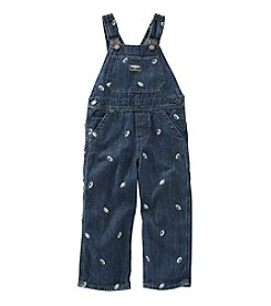 OshKosh B'Gosh® Baby Boys' Denim Football Overalls