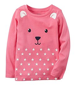 Carter's® Girls 2T-4T Character Long Sleeve Top