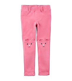 Carter's® Girls 2T-4T Character Leggings