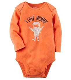 Carter's Baby Glow In The Dark I Love Mummy Collectible Bodysuit