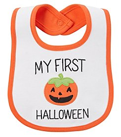 Carter's Baby My First Halloween Teething Bib