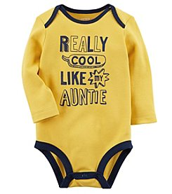 Carter's Baby Boys' Cool Auntie Collectible Bodysuit
