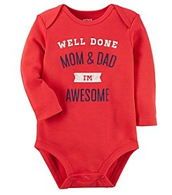 Carter's Baby Boys' I'm Awesome Collectible Bodysuit