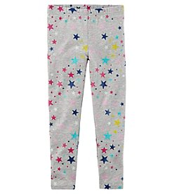 Carter's Girls' 2T-4T Star Leggings
