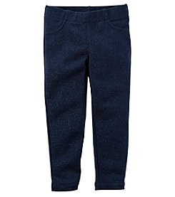 Carter's Girls' 2T-4T Sparkle Leggings