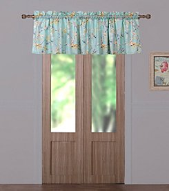 Barefoot Bungalow Cherry Blossom Window Valance