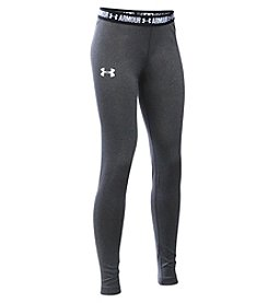 Under Armour® Girls' 4-6X Solid Leggings