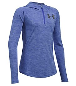 Under Armour® Girls' 4-6X Long Sleeve Novelty Zip Hoody