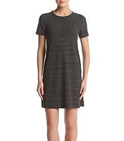 AGB® Ribbed Sweater Dress