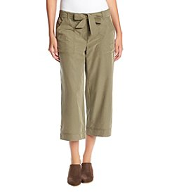 Jones New York® Belted Gaucho Pants