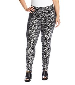 MICHAEL Michael Kors Plus Size Panther Legging