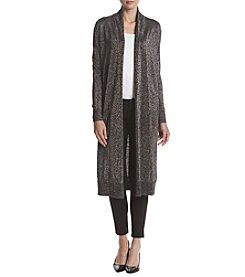MICHAEL Michael Kors® Long Metallic Cardigan