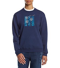 Morning Sun® Petites' Dandelions Fleece