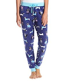 Relativity® Microfleece Sleep Joggers