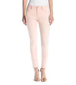 Celebrity Pink Compression Skinny Jeans